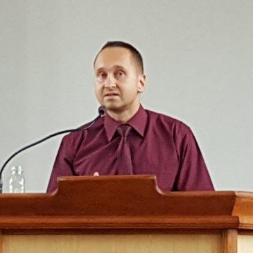Nabożeństwo Niedzielne 20.10.2019.